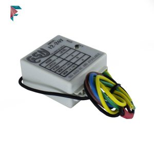 گیرنده مینیاتوری تک کانال | 12-24 ولت | خرید اینترنتی
