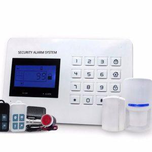 دزدگیر منزل ۳۰۰۸A| سیمکارتی | بی سیم | خرید اینترنتی