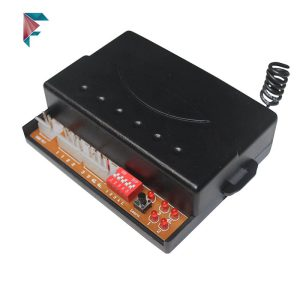گیرنده ریموت چهار کانال RTNET | لرن | تغذیه 12 تا 24 ولت AC-DC