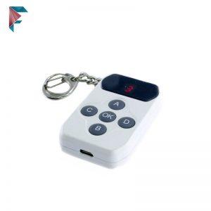 ریموت کنترل همه کاره ۱۶ کانال بلوتوثی |  فرکانس ۲۸۶Mhz الی ۸۶۸Mhz | طوسی