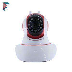دوربین تحت شبکه گردان | دوربین مراقبت از کودک | قرمز | خرید اینترنتی