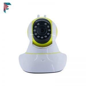 دوربین تحت شبکه گردان | دوربین مراقبت از کودک | زرد | خرید اینترنتی