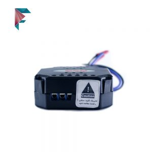 کلید ریموت دار 2 کانال | قابل نصب در قوطی کلید | 220 ولت | خرید اینترنتی