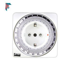 تایمر برق TN-104 | آنالوگ | 16 آمپر | روزانه | خرید اینترنتی
