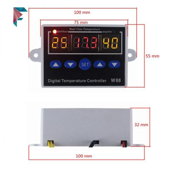 خرید-کنترلر-دما-220-ولت