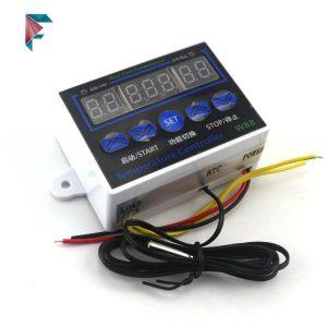 دستگاه کنترل دما W8 | خرید اینترنتی | 220 ولت | خروجی رله