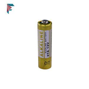 باتری ریموت درب پارکینگ   کرکره برقی   آلکالاین   27A   خرید اینترنتی