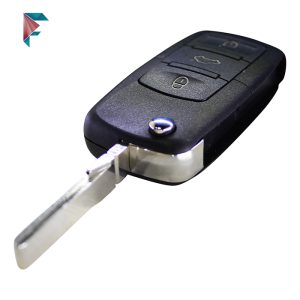 ریموت تاشو | کلید خور | بلوتوثی | 3 دکمه | فرکانس 315 مگاهرتز