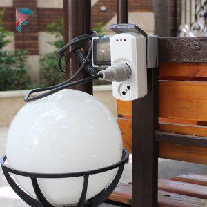 گیرنده ریموت 220 ولت | پریز ریموت دار | 2 خروجی | 7 آمپر | خرید اینترنتی
