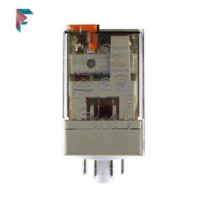 رله فیندر 8 پایه | 220 ولت | 10 آمپر | شیشه ای | فروش اینترنتی