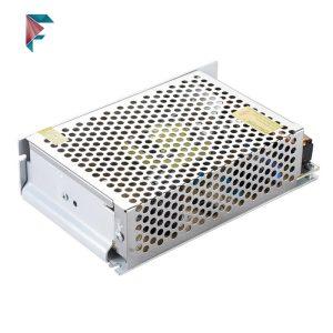 آداپتور 12 ولت 10 آمپر | صنعتی | فلزی | منبع تغذیه سوئیچینگ