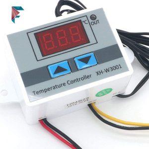 ترموستات دیجیتال 220 ولت   w3001   سرمایشی و گرمایشی   1500 وات