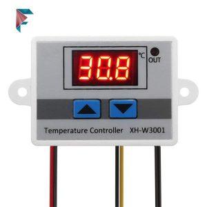 ترموستات دیجیتال 220 ولت | w3001 | سرمایشی و گرمایشی | 1500 وات