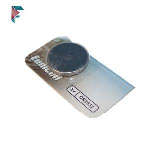 باطری سکه ای سایز 2032 | مرغوب | بسته بندی